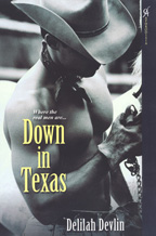 Bookcover: Down In Texas