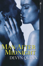Bookcover: Man After Midnight