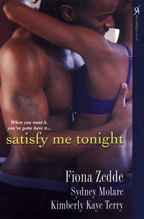 Bookcover: Satisfy Me Tonight