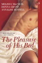 Bookcover: The Pleasure of His Bed