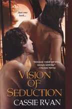 Bookcover: Vision of Seduction
