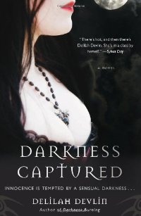 Bookcover: Darkness Captured