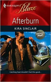 Bookcover: Afterburn