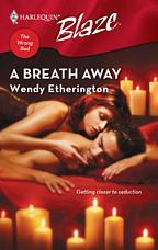 Bookcover: A Breath Away