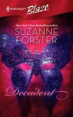 Bookcover: Decadent