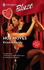 Bookcover: Hot Moves