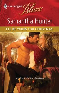 Bookcover: I'll Be Yours For Christmas