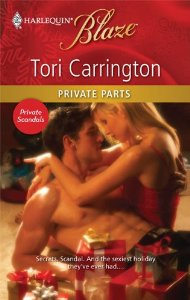 Bookcover: Private Parts
