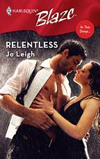 Bookcover: Relentless