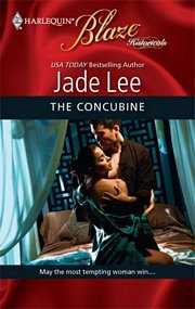 Bookcover: The Concubine