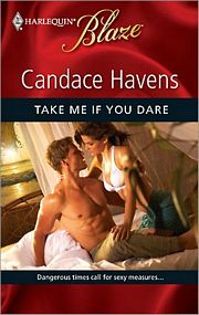 Bookcover: Take Me If You Dare