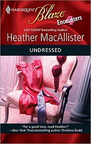 Bookcover: Undressed