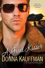 Bookcover: A Great Kisser