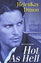 Bookcover: Hot as Hell
