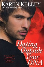 Bookcover: Dating Outside Your DNA