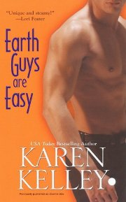 Bookcover: Earth Guys Are Easy