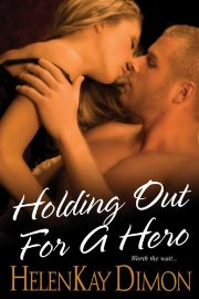 Bookcover: Holding Out For a Hero