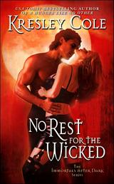 Bookcover: No Rest For the Wicked