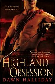 Bookcover: Highland Obsession