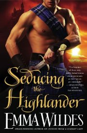 Bookcover: Seducing the Highlander