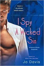 Bookcover: I Spy a Wicked Sin