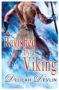 Bookcover: Ravished by a Viking
