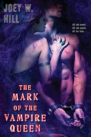 Bookcover: The Mark of the Vampire Queen
