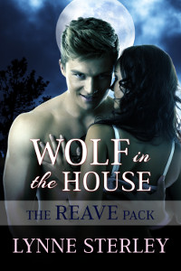 Bookcover: Wolf in the House