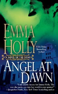 Bookcover: Angel at Dawn