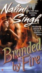 Bookcover: Branded by Fire
