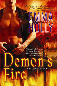 Bookcover: Demon's Fire