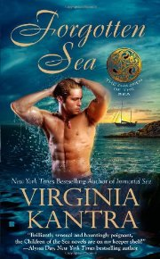 Forgotten Sea bookcover