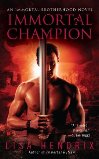 Bookcover: Immortal Champion