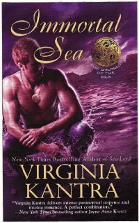 Bookcover: Immortal Sea
