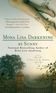 Bookcover: Mona Lisa Darkening