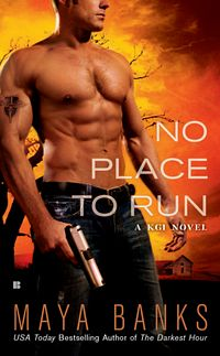 Bookcover: No Place to Run