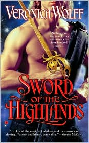 Bookcover: Sword of the Highlands