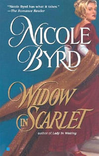 Bookcover: Window in Scarlet