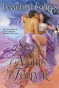 Bookcover: Seven Nights to Forever