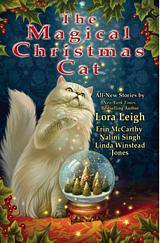 Bookcover: The Magical Christmas Cat