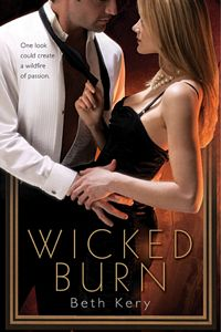 Bookcover: Wicked Burn
