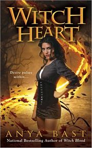 Bookcover: Witch Heart