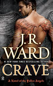 Bookcover: Crave