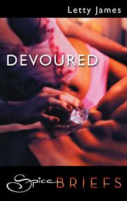 Bookcover: Devoured