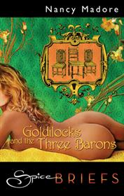 Bookcover: Goldilocks and the Three Barons
