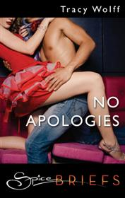 Bookcover: No Apologies