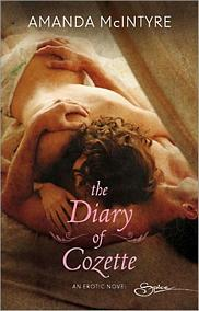 Bookcover: The Diary of Cozette