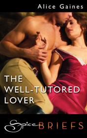 Bookcover: The Well-Tutored Lover