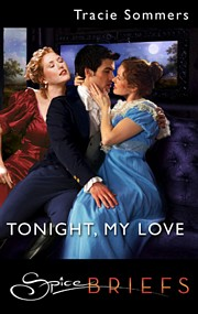 Bookcover: Tonight, My Love